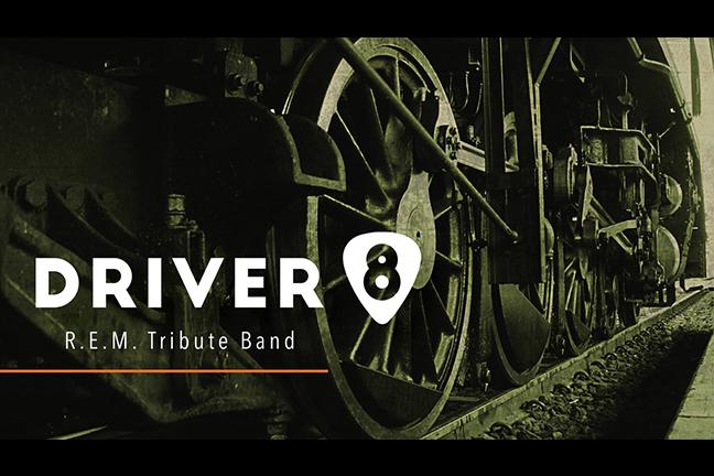 DRIVER 8 - REM TRIBUTE