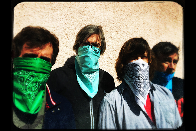 OLD 97s - Friday, April 20, 2018 at Visulite Theatre