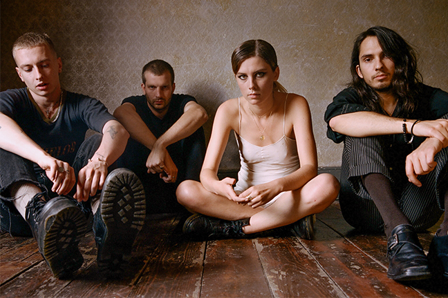 WOLF ALICE - Tuesday, April 17, 2018 at Visulite Theatre