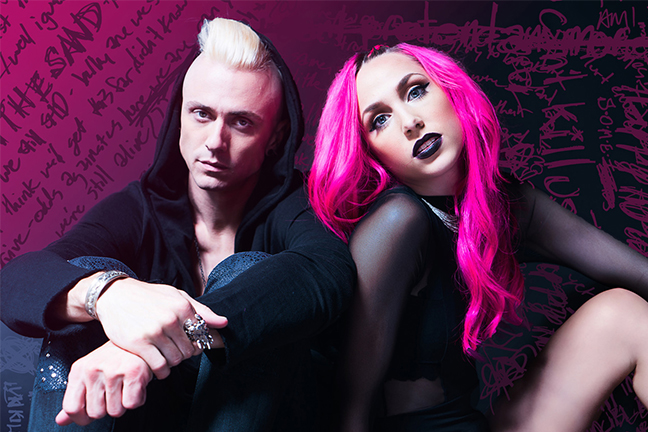 ICON FOR HIRE 'TURN YOUR PAIN INTO ART' TOUR