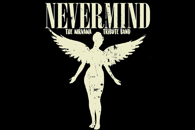 NEVERMIND the NIRVANA TRIBUTE BAND - Saturday, April 7, 2018 at Visulite Theatre