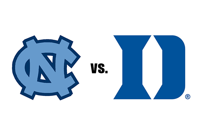 UNC vs. DUKE - HD Projection - FREE Admission