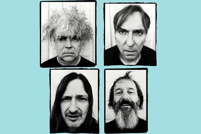 (the) MELVINS