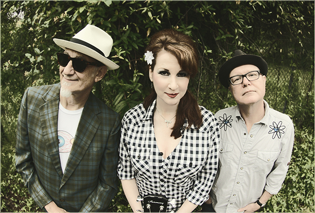 SOUTHERN CULTURE ON THE SKIDS - Saturday, April 21, 2018 at Visulite Theatre