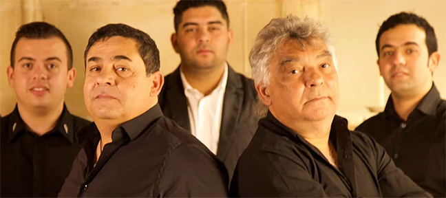 THE GIPSY KINGS Feat.  NICOLAS REYES AND TONINO BALIARDO