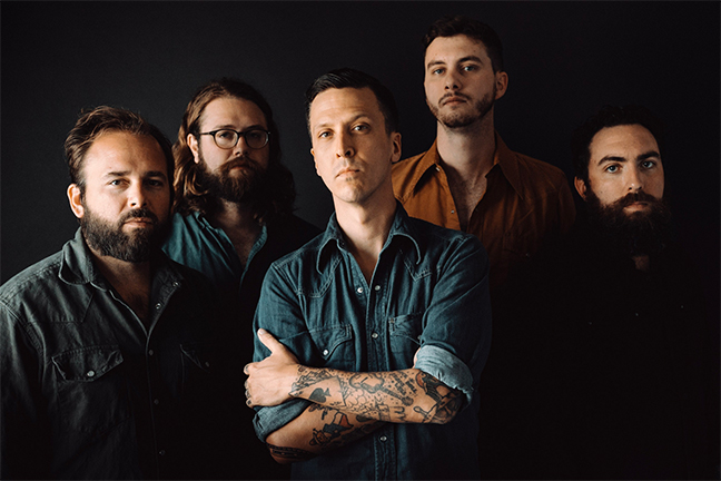 AMERICAN AQUARIUM - Thursday, June 21, 2018 at Visulite Theatre