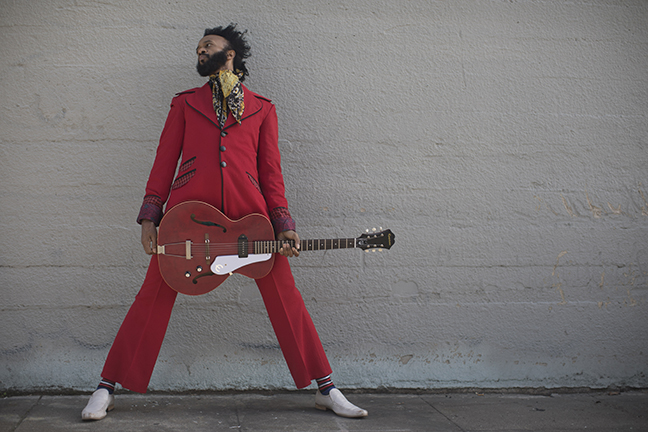 FANTASTIC NEGRITO - Monday, July 23, 2018 at Visulite Theatre