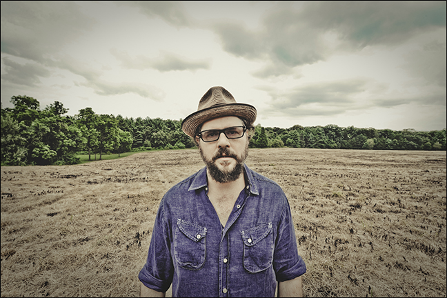 An Evening with PATTERSON HOOD of Drive-By Truckers - Wednesday, December 5, 2018 at Visulite Theatre