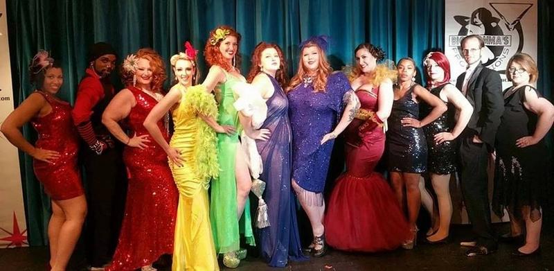 BIG MAMMAS HOUSE OF BURLESQUE PRESENTS: Merry Stripmas Burlesque Show - Saturday, December 1, 2018 at Visulite Theatre