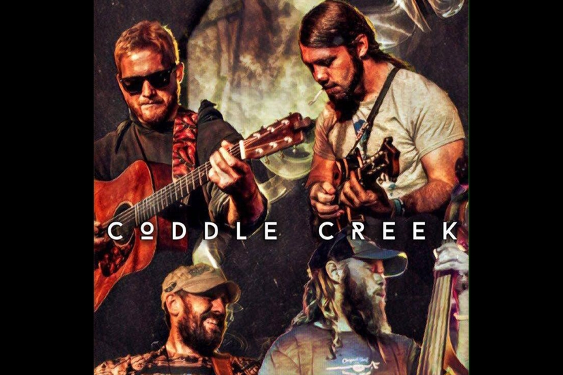 CODDLE CREEK - Friday, May 24, 2019 at Visulite Theatre