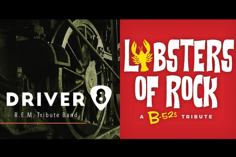DRIVER 8 - REM Tribute - Saturday, April 13, 2019 at Visulite Theatre
