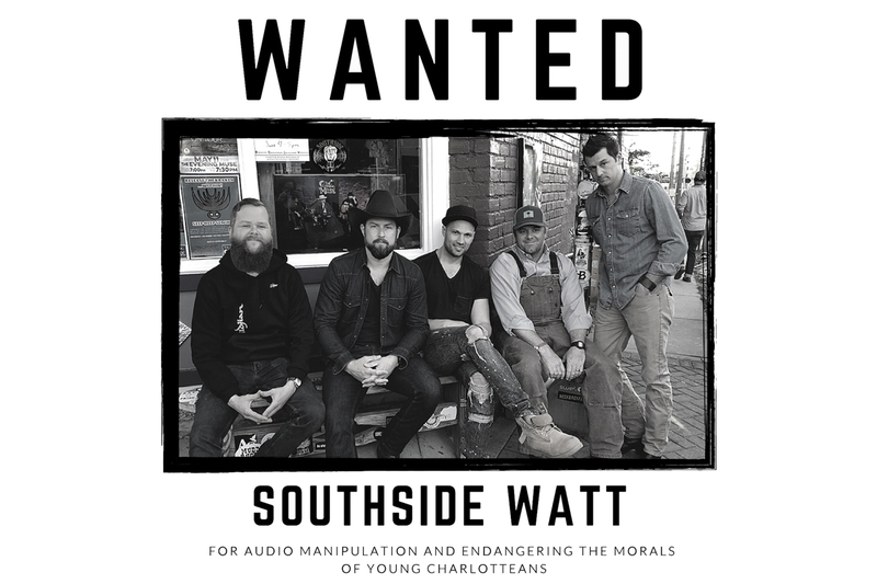 SOUTHSIDE WATT - Saturday, August 24, 2019 at Visulite Theatre
