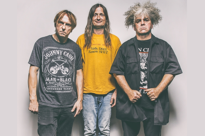 MELVINS & REDD KROSS - Thursday, October 17, 2019 at Visulite Theatre