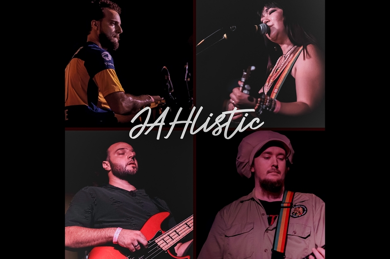 JAHLISTIC - Friday, May 3, 2019 at Visulite Theatre