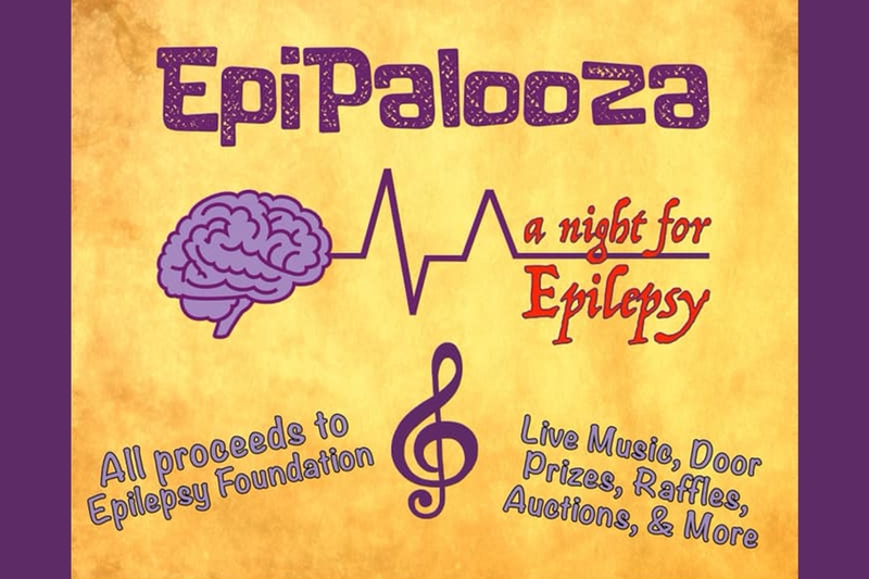 EPIPALOOZA: A Night For Epilepsy - Sunday, June 2, 2019 at Visulite Theatre