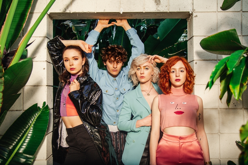 THE REGRETTES - Saturday, July 27, 2019 at Visulite Theatre