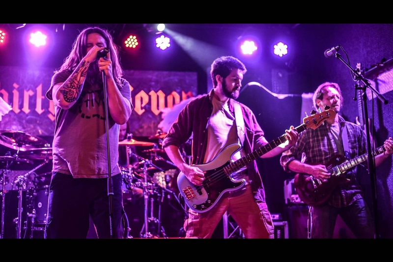 JEREMY'S TEN - A Pearl Jam Tribute - Saturday, August 3, 2019 at Visulite Theatre