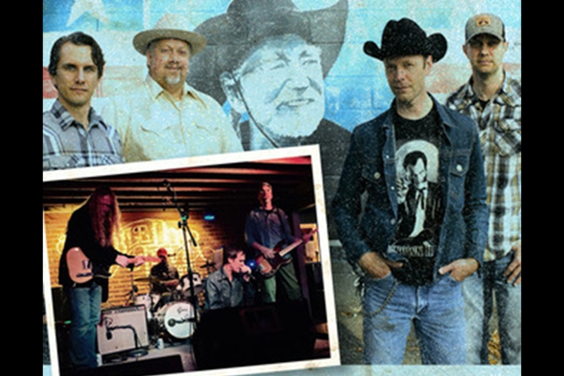 HONKY TONK NIGHT Hosted By: JASON MOSS AND THE HOSSES - Thursday, October 24, 2019 at Visulite Theatre