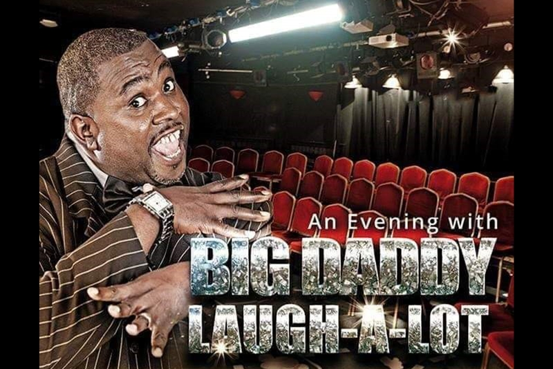 CHRISTMAS COMEDY SHOW: An Evening with BIG DADDY LAUGH-A-LOT
