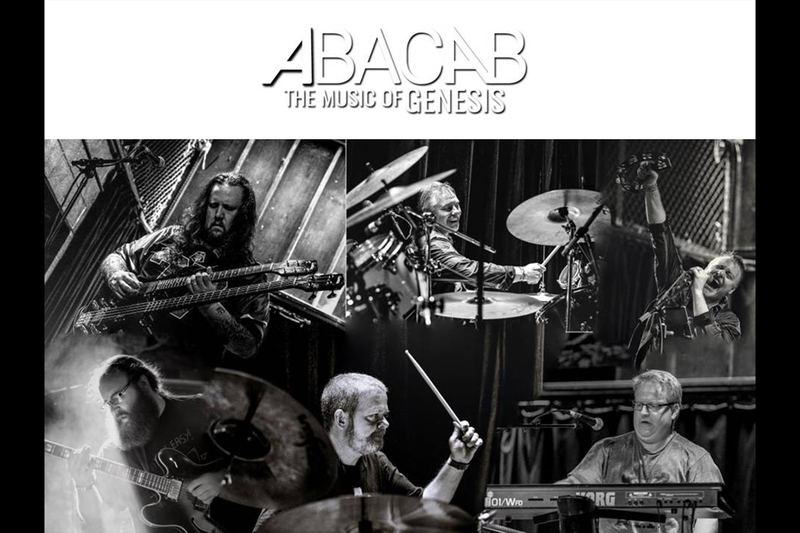 ABACAB THE MUSIC OF GENESIS - Friday, February 28, 2020 at Visulite Theatre