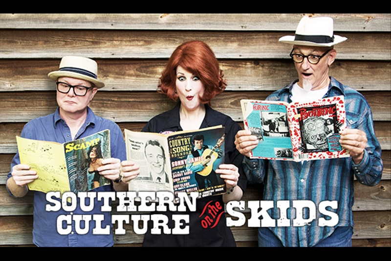 SOUTHERN CULTURE ON THE SKIDS - Saturday, March 7, 2020 at Visulite Theatre