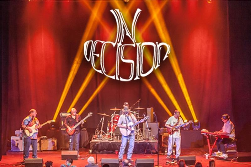 INDECISION - Saturday, February 8, 2020 at Visulite Theatre