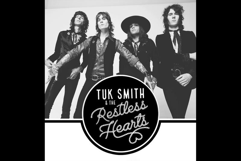 TUK SMITH & THE RESTLESS HEARTS