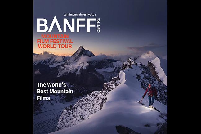 BANFF MOUNTAIN FILM FESTIVAL 2020