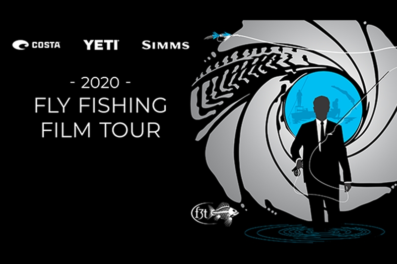 FLY FISHING FILM TOUR Presented by Jesse Brown's - Thursday, March 19, 2020 at Visulite Theatre