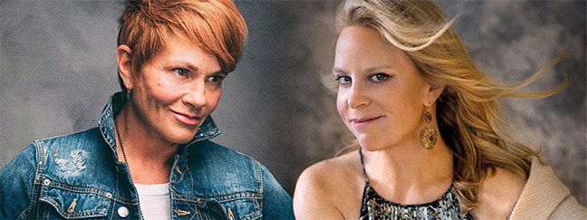 MARY CHAPIN CARPENTER AND SHAWN COLVIN: ** POSTPONED