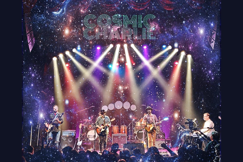 COSMIC CHARLIE - High energy Grateful Dead