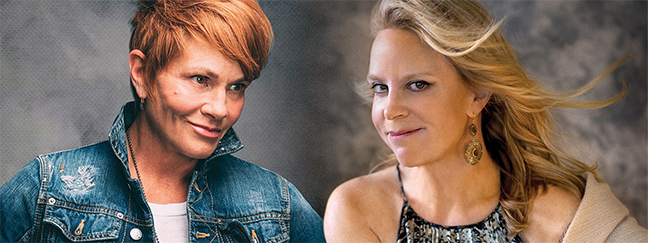 MARY CHAPIN CARPENTER AND SHAWN COLVIN