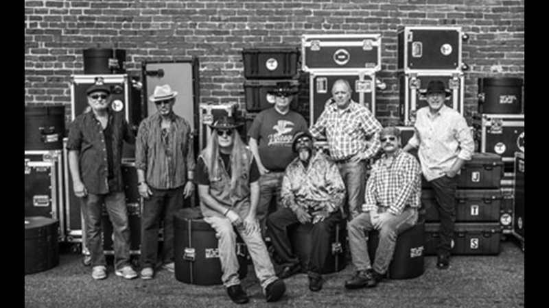 TRIBUTE – A Celebration of The Allman Brothers Band  - Saturday, August 7, 2021 at Visulite Theatre