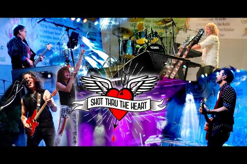 SHOT THRU THE HEART - The Bon Jovi Experience